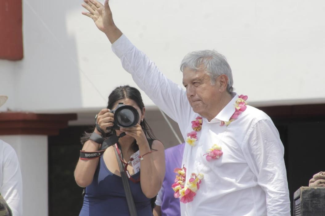 AMLO regaña a candidatos de Guerrero por no salir a las calles 1