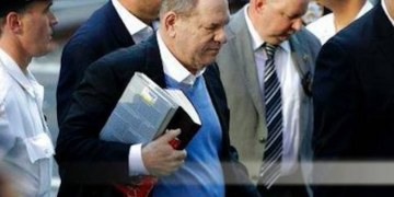 Weinstein se entregará en NY para enfrentar cargos de abuso sexual 3