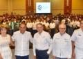 Astudillo y Felipe Puente inauguran reunión nacional de Protección Civil 10