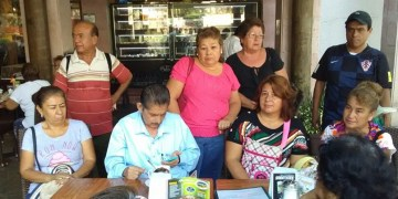 Guerrero: jubilados del gobierno estatal denuncian adeudos 5