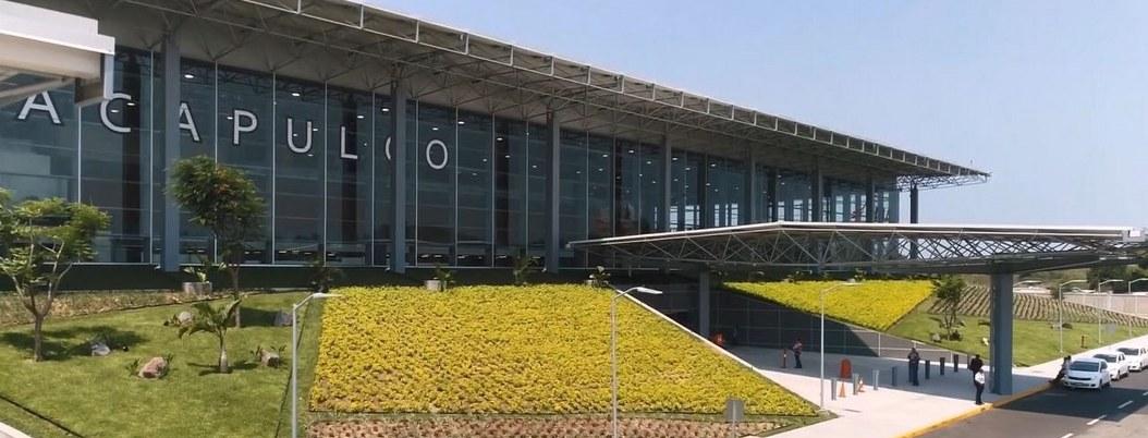 Va en picada el número de extranjeros en aeropuertos de Guerrero