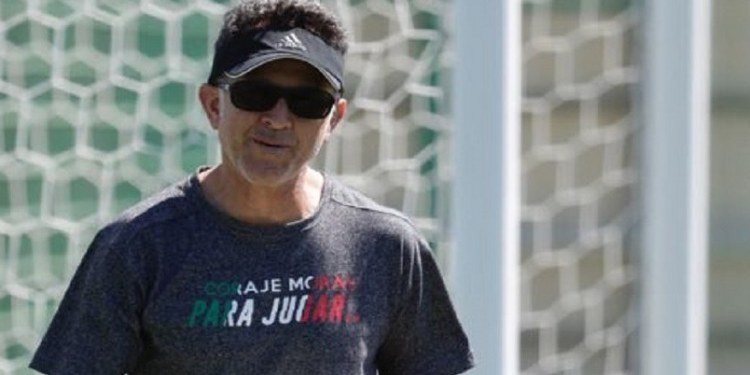 """""""Coraje moral para jugar"""", leyenda de Osorio para motivar al Tri 1"""