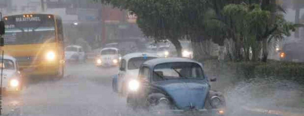 Lluvias extraordinarias en Guerrero y Veracruz, prevé el SMN para hoy