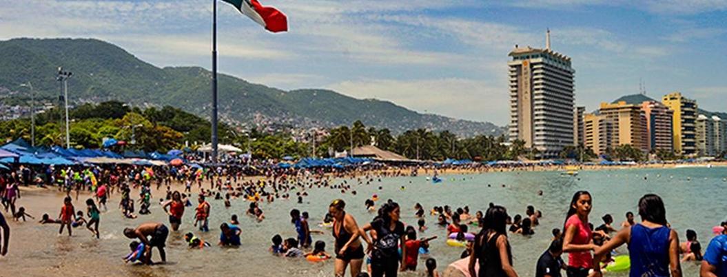 Acapulco registra primer caso de Covid-19;ocupación hotelera al 93%