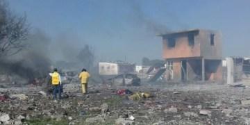 Tultepec, capital de la pirotecnia y la muerte; 4 muertos en explosión 10