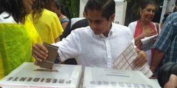 Acapulco: candidato del Frente denuncia faltante de 800 boletas 12