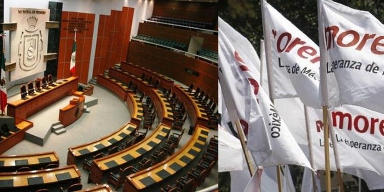 Morena tiene varias propuestas para presidente del Congreso local 1