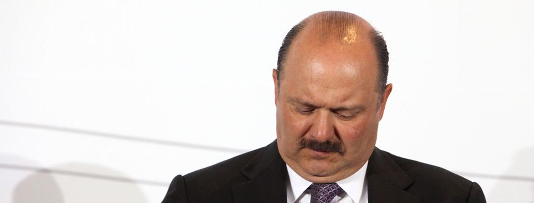 Emiten orden de captura contra el exgobernador César Duarte