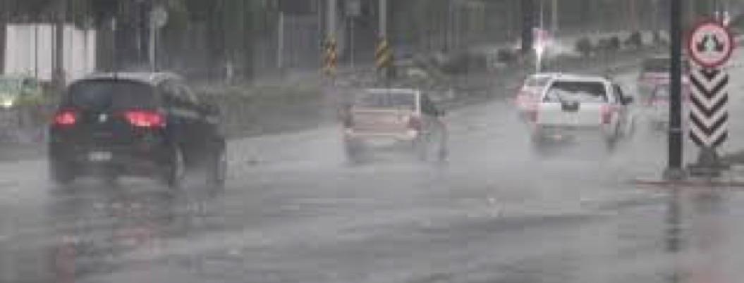 Lluvias intensas en gran parte del país por frente frío: SMN
