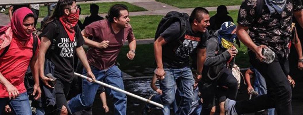 Detenciones por ataque en la UNAM podrían ser arbitrarias: CNDH