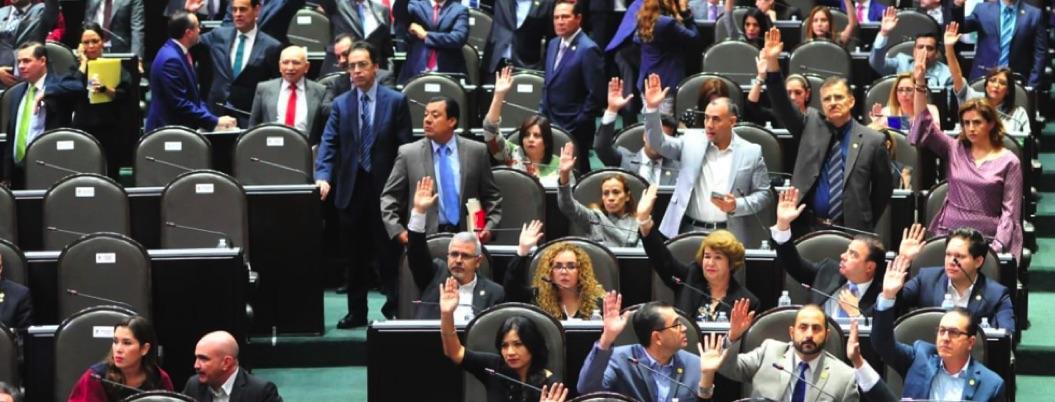 Morena liderará 22 de 45 comisiones ordinarias en San Lázaro