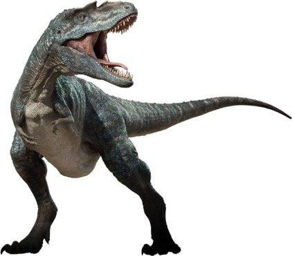¿Qué especies de dinosaurios habitaron en México? 10