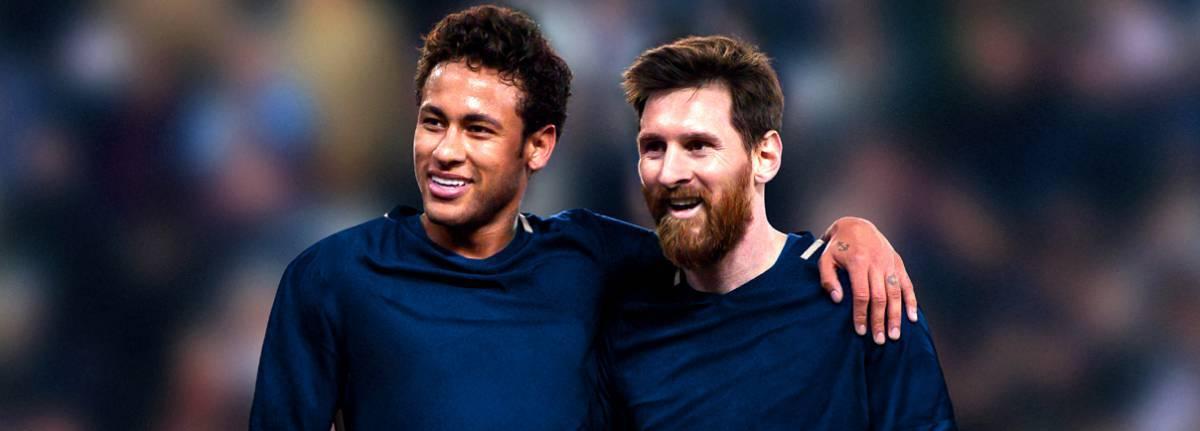 Neymar y Messi los jugadores más caros del mundo después de Mundial