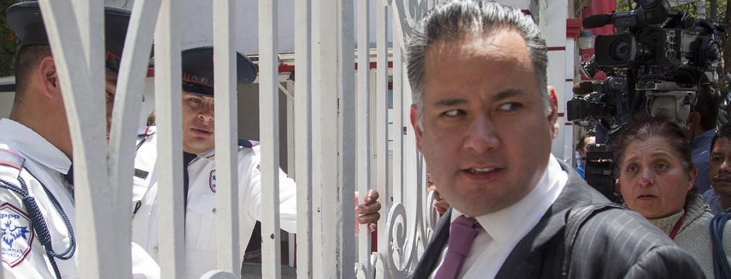 Santiago Nieto dirigirá dependencia que persigue lavado de dinero