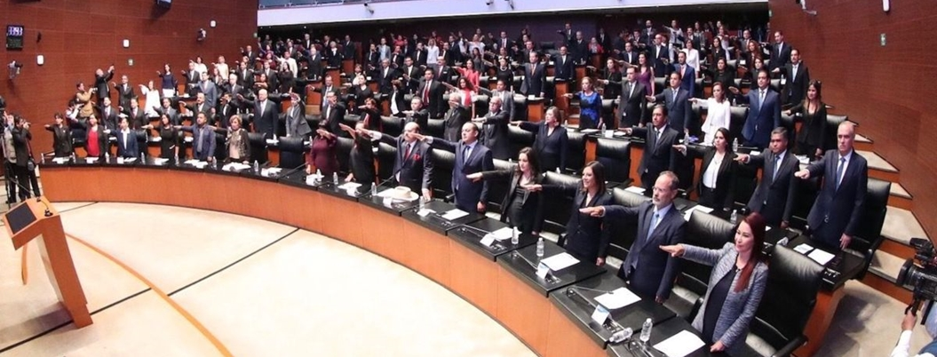 Dispondrán de bonazo de bienvenida senadores entrantes