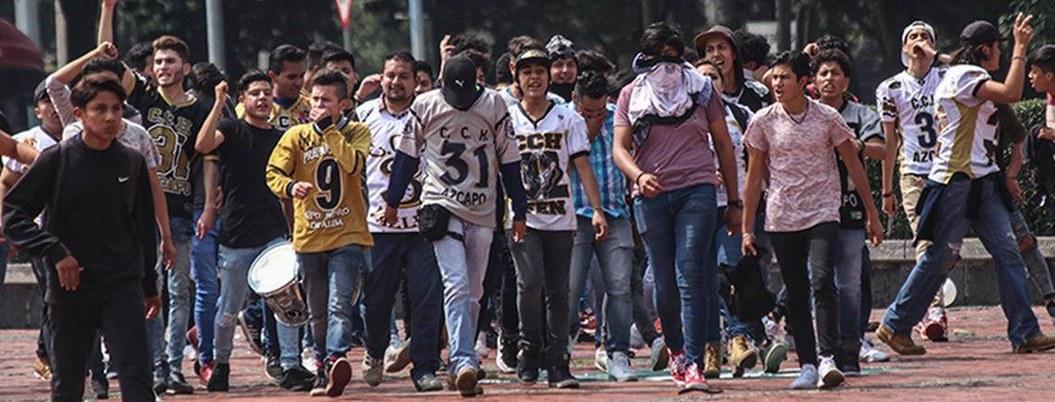 Suman 26 los expulsados por violencia en la UNAM