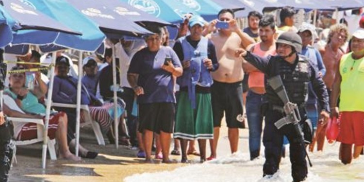 OPINIÓN | Acapulco: Mar de sangre 1