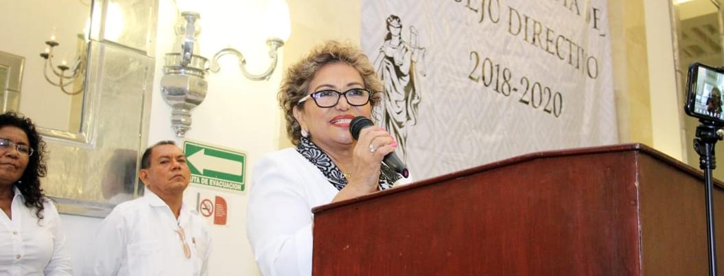 """""""Inseguridad es culpa de los tres órdenes de gobierno"""", subraya Adela"""