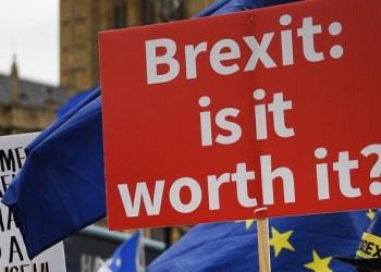 Piden en manifestación nuevo referéndum para el Brexit 3
