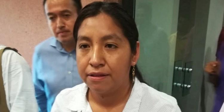 Aparición con vida de mi esposo, mi objetivo: alcaldesa de Cochoapa 1
