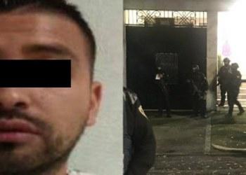 """Arrestan a """"El Pistache"""" líder de la Unión de Tepito 10"""