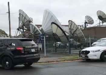 Evacuan canal de televisión de EU por amenaza de bomba 1