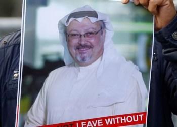 Arabia Saudita tilda de histérica la protesta por asesinato de periodista 3