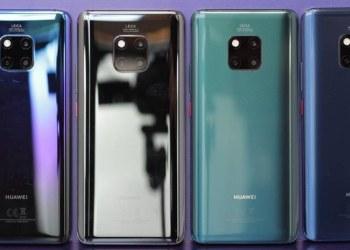 Nuevo Mate 20 de Huawei incluye tres cámaras 2