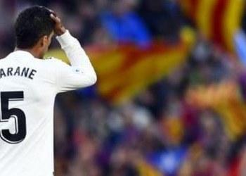 Real Madrid sufre baja del francés Raphaël Varane por lesión 1