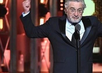 """""""Hay algo más poderoso que bombas, el voto"""": Robert De Niro 2"""