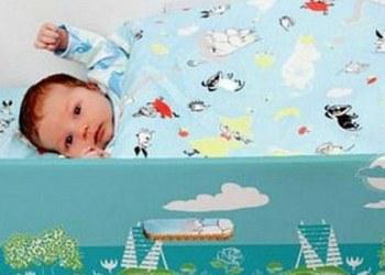 Expertos emiten una advertencia sobre 'cajas de bebé' 1