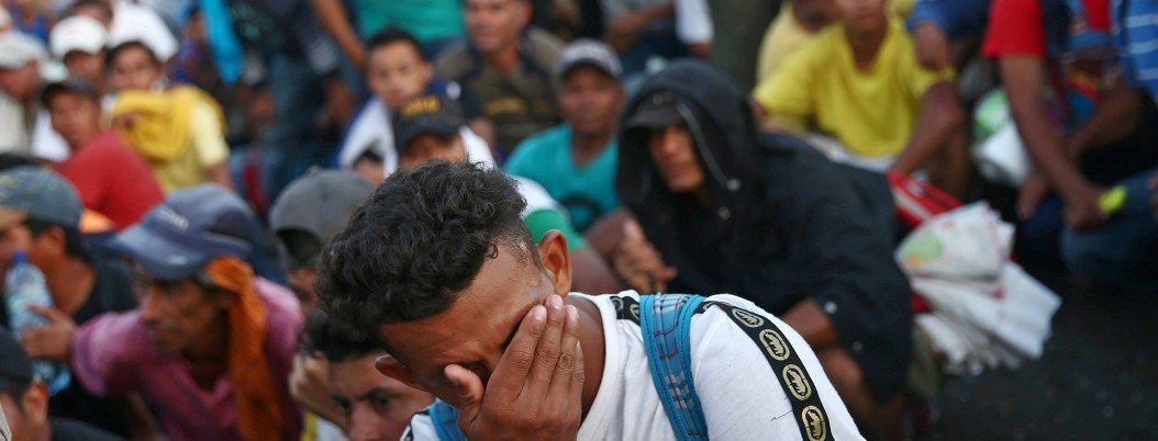 Detienen a 146 centroamericanos hacinados en vivienda en Querétaro