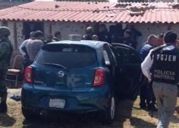 Enfrentamiento entre delincuentes y policías deja 4 muertos en Texcoco 2
