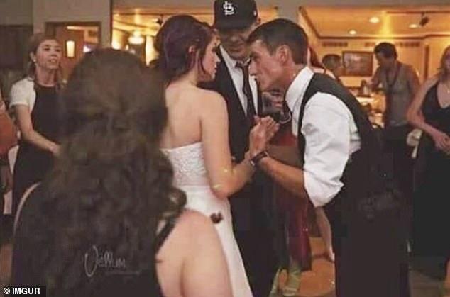 Foto de una boda se vuelve viral; ¿tú qué vez en ella? 1