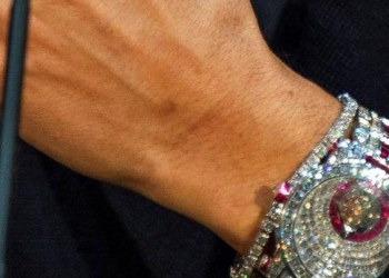 ¿Cuánto cuesta el reloj que usa Cristiano Ronaldo? 1