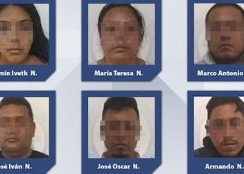 Desarticulan banda dedicada al secuestro en Puebla 6