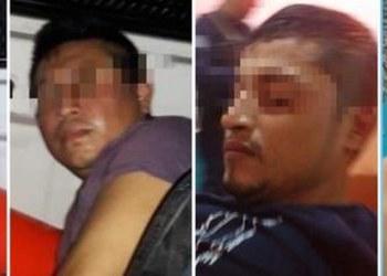 Rescatan a joven secuestrada el viernes pasado; caen cuatro plagiarios 5