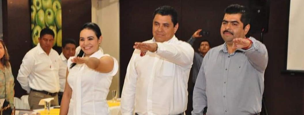 Designan a Antonio Gaspar como coordinador de alcaldes del PRD