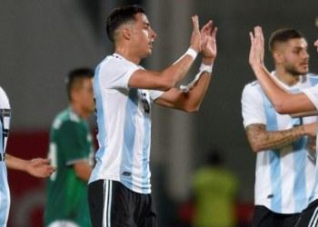Argentina se prepara para ganarle nuevamente a México 2