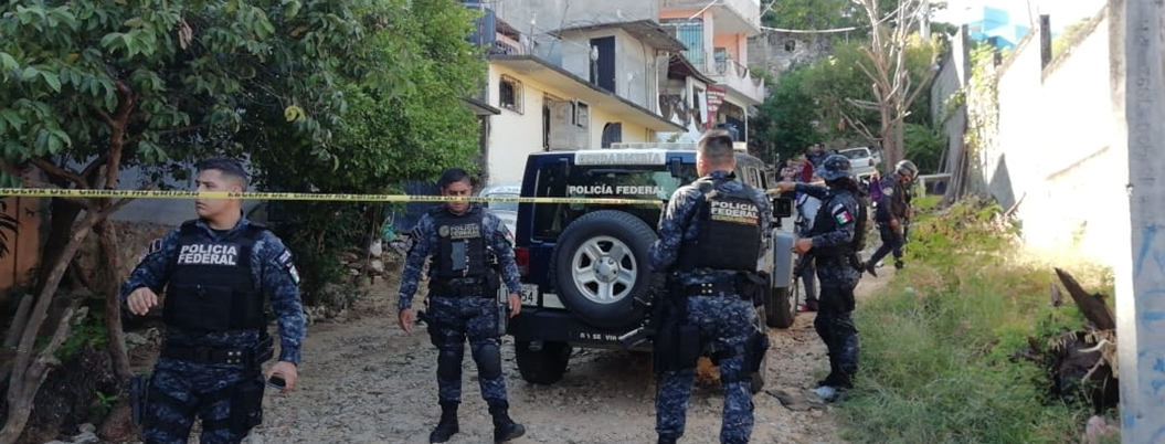 Asesinan a padre e hijo en la Garita de Acapulco