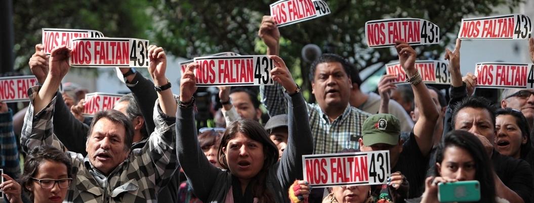 Liberan a cuatro implicados en Caso Ayotzinapa
