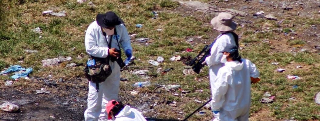 CNDH reconoce que en basurero de Cocula fueron quemadas 19 personas