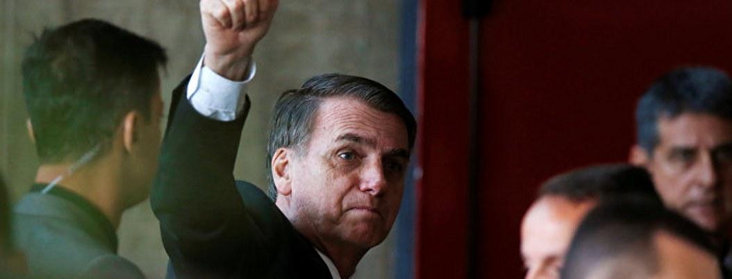 Bolsanaro se reúne con consejero de EU en Río de Janeiro