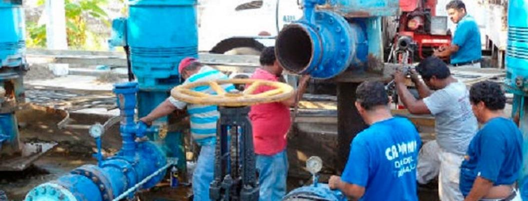 """Acapulco se queda sin agua; se debe a """"falla eléctrica"""": Capama"""