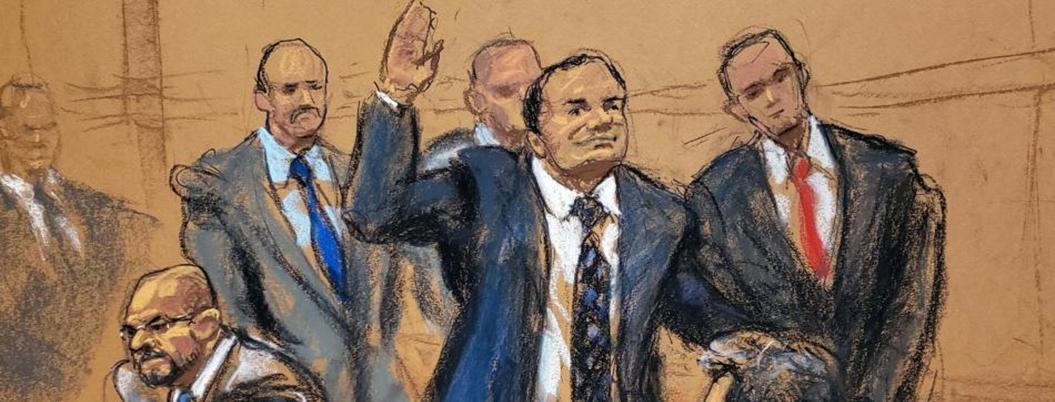 """Piden sanción a abogados de """"El Chapo"""" por difundir información prohibida"""