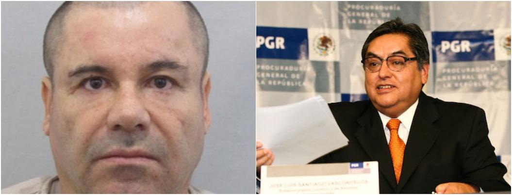 Zambada revela que El Chapo planeó asesinar a Santiago Vasconcelos