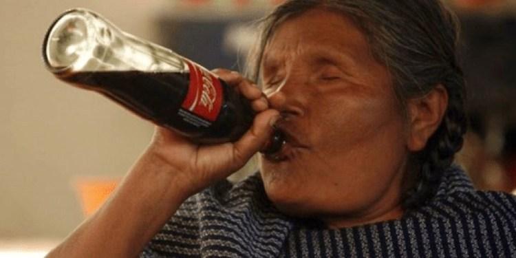 San Cristobal de las Casas, donde se toma Coca Cola en vez de agua 1