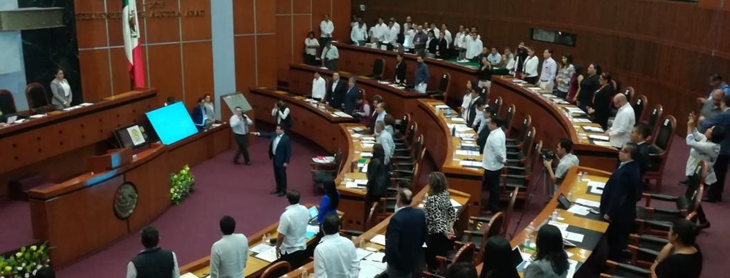 Empiezan las comparecencias de funcionarios de Astudillo en el Congreso