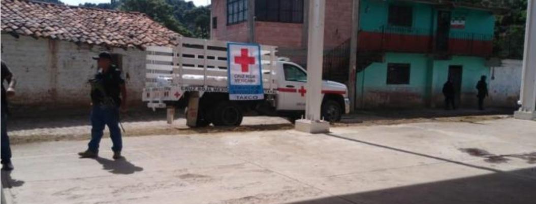 Desatendieron llamada de auxilio de paramédica autoridades de Taxco