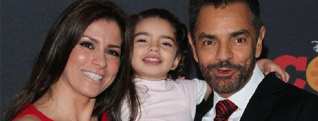 """Derbez comparte orgulloso video de su hija imitando a """"Aarón Abasolo"""""""